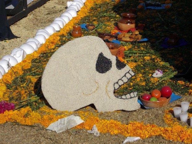 Día de Muertos, la Toussaint version Mexicaine !!