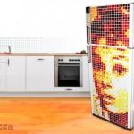 Magnet Pixel Art