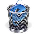 internet explorer poubelle