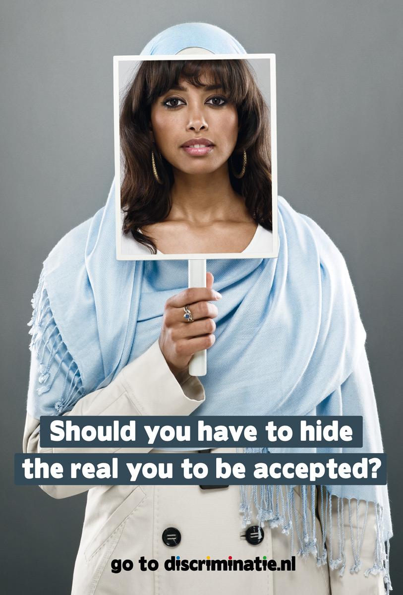 campagne contre les discriminations