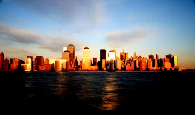new york en time lapse