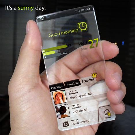 téléphone météo soleil