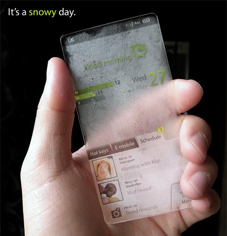 téléphone météo neige