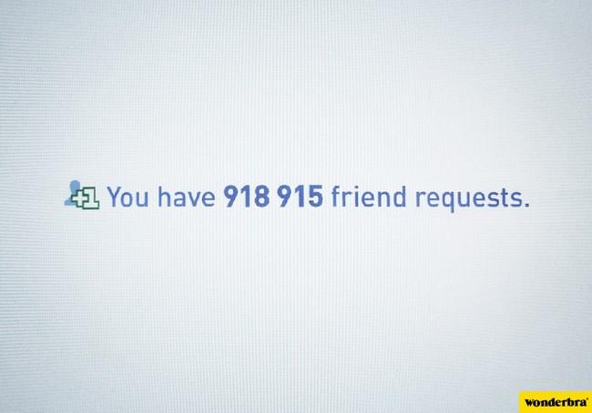 elle ne sera pas mon amie sur facebook