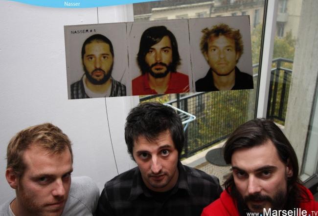 nasser groupe electro Marseille