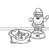 Le Noël de Simon's Cat (deuxième partie)