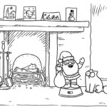 Le Noël de Simon's Cat