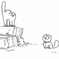 La Saint Valentin de Simon's Cat