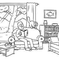 Les Instants de Folie de Simon's Cat