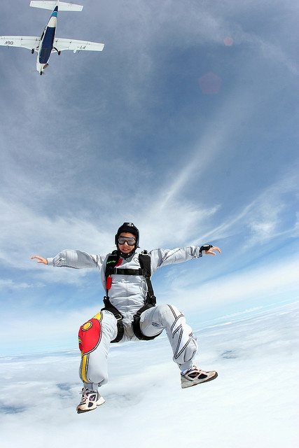Pourquoi sauter en parachute est bon pour vous !