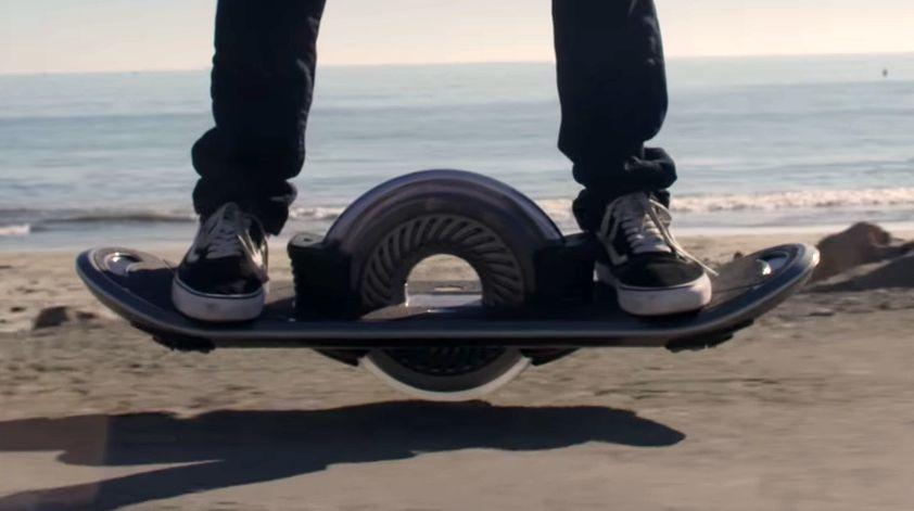 Hoverboard dévoile son hybride