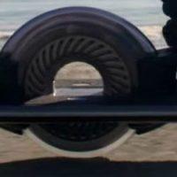 Hoverboard technologie dévoile son hybride