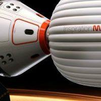 Ils veulent nous envoyer sur Mars et Le scoop de la NASA à la fin de l'article
