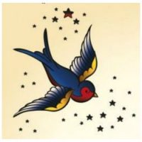 La signification des tatouages Old School