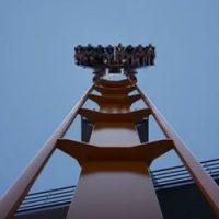 Le Roller Coaster qui pulvérise dix records du monde