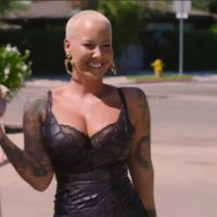 La walk of no shame d'Amber Rose