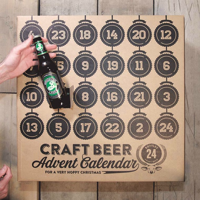 5 calendriers avent adultes craft beer calendar