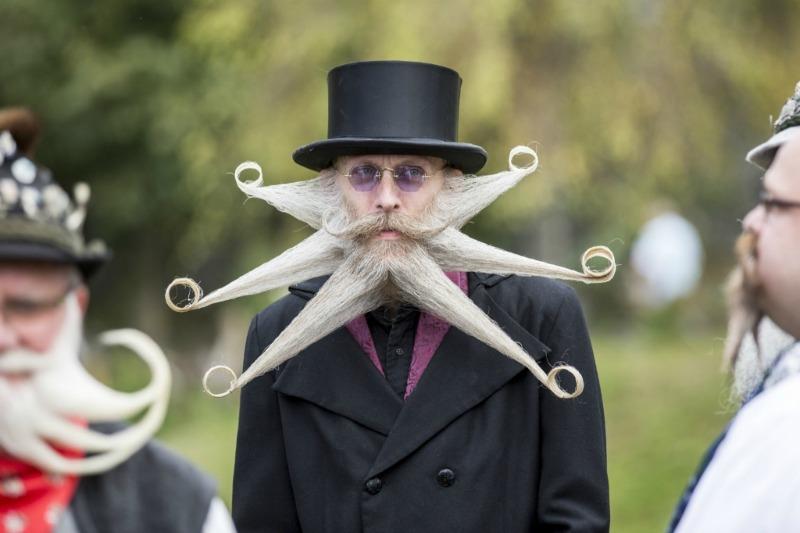 le championnat du monde de barbes barbe 2