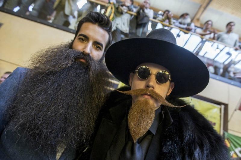 le championnat du monde de barbes barbe 3