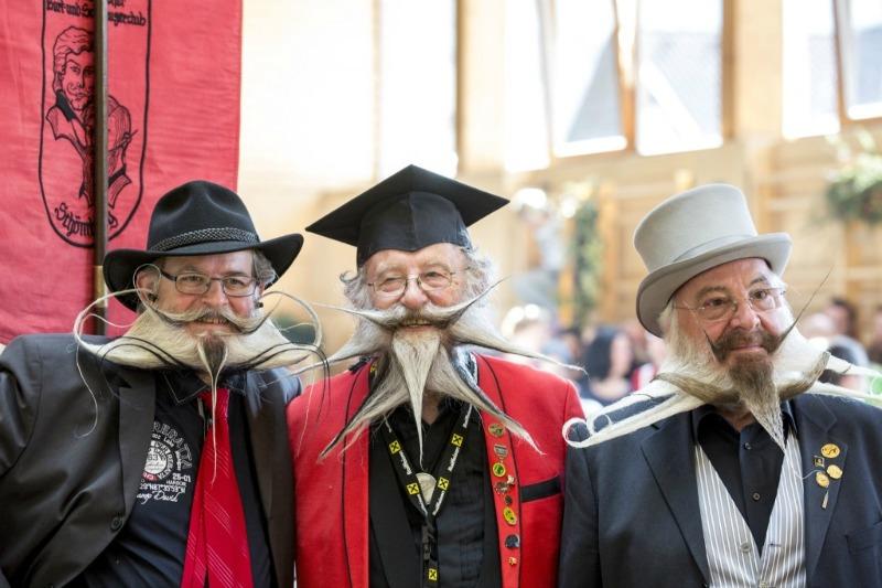 le championnat du monde de barbes barbe 4