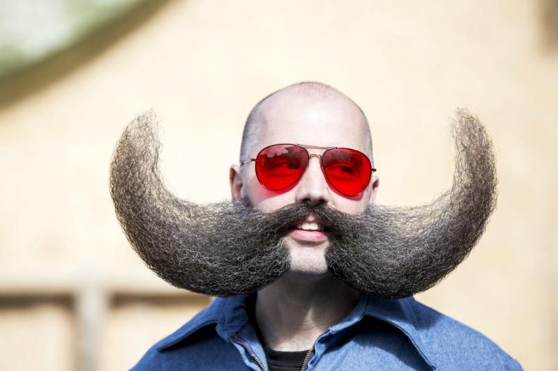 le championnat du monde de barbes moustache 3