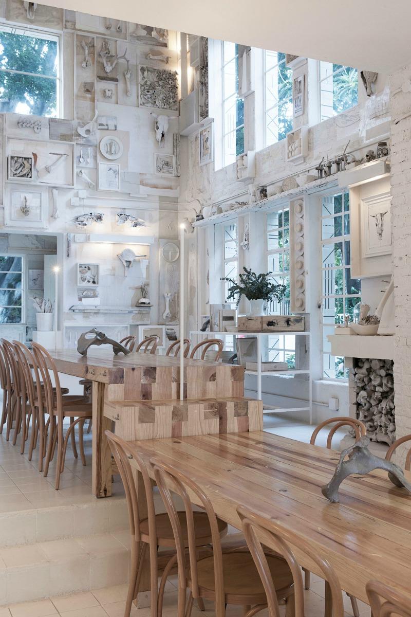les plus beaux bars et restaurants du monde Hueso