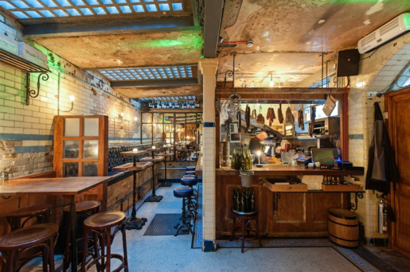 les plus beaux bars et restaurants du monde WC