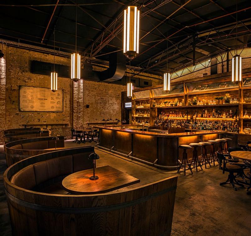 les plus beaux bars et restaurants du monde archie rose