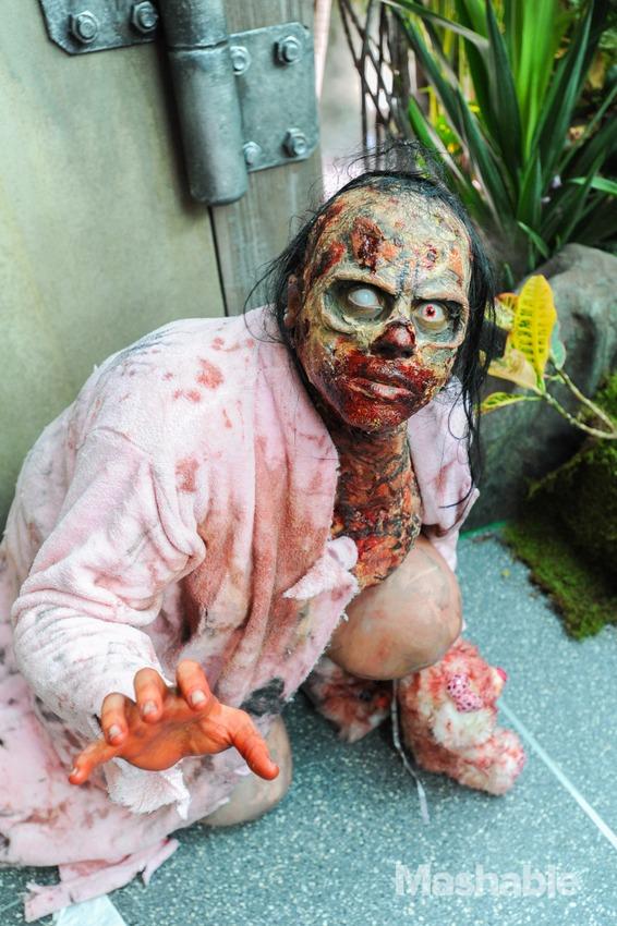 ny comic con ouverture zombies 2