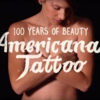 100 ans d'American tatoo en 3 minutes
