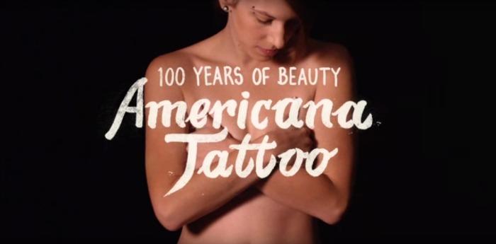100 ans de tatouages americains