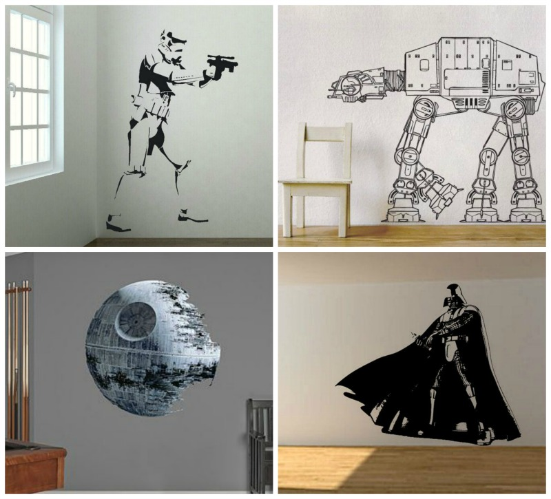 d co star wars. Black Bedroom Furniture Sets. Home Design Ideas