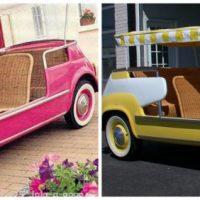 Les plus belles tiny cars