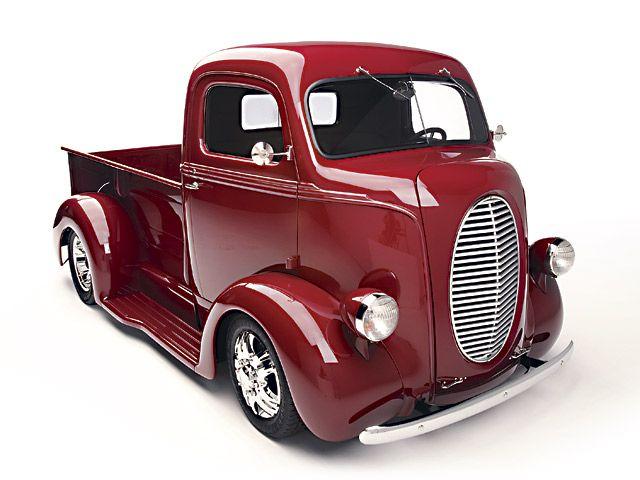 les plus belles tiny cars Ford Coe 1940