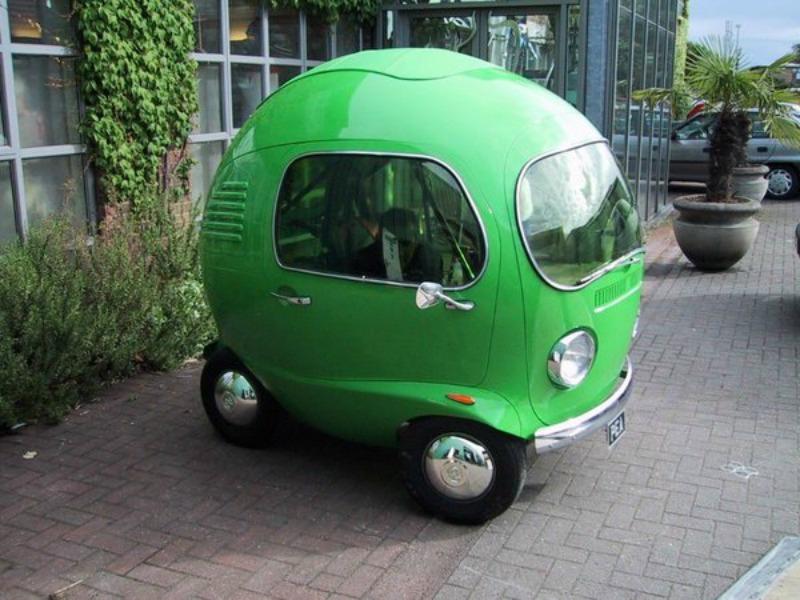 les plus belles tiny cars Vw Pea