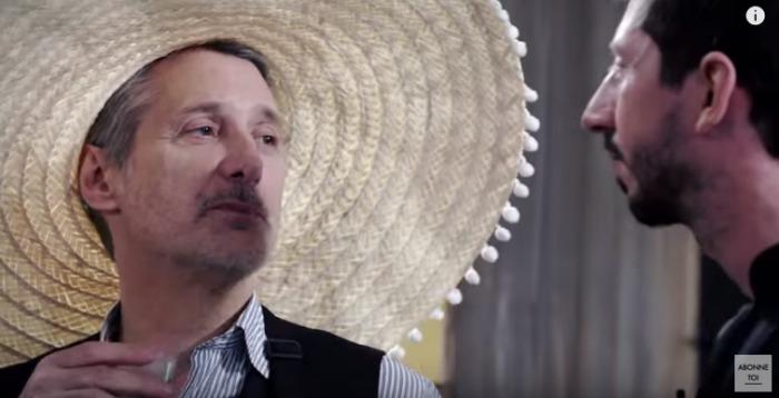 Les recettes pompettes antoine de caunes minute mexicaine