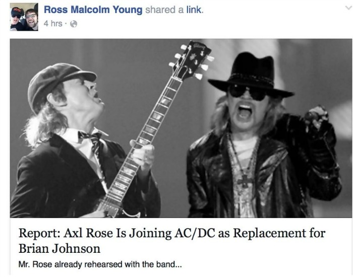 axl rose acdc