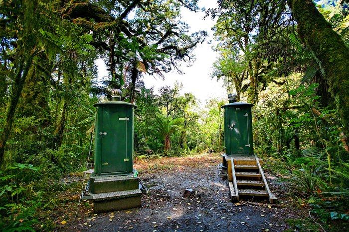 les toilettes de nouvelle zelande