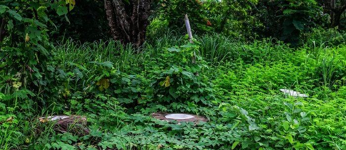 les toilettes du Laos