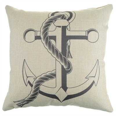 coussin ancre marine