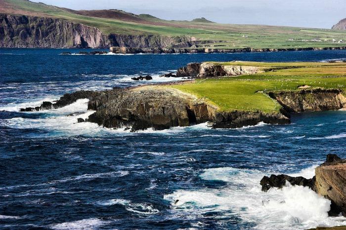 destination de rêve : l'Irlande