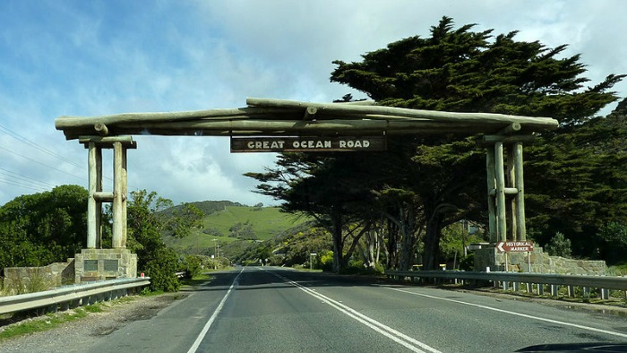 greatoceanroadsign