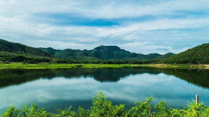 thailande nord lac