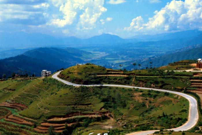 routes Himalaya