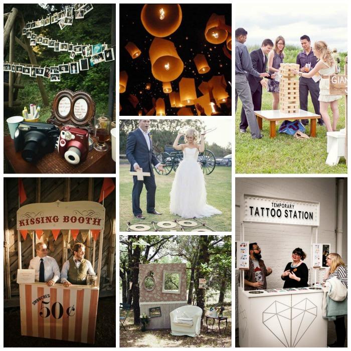 mariages 2017 activités