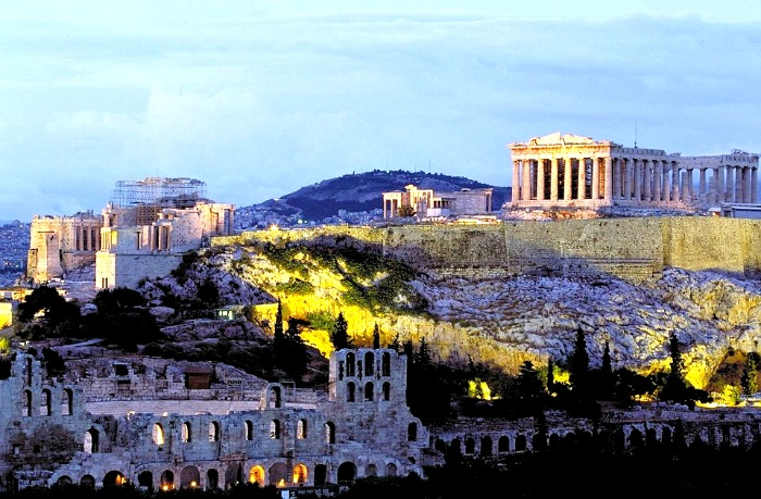 partir à Athenes