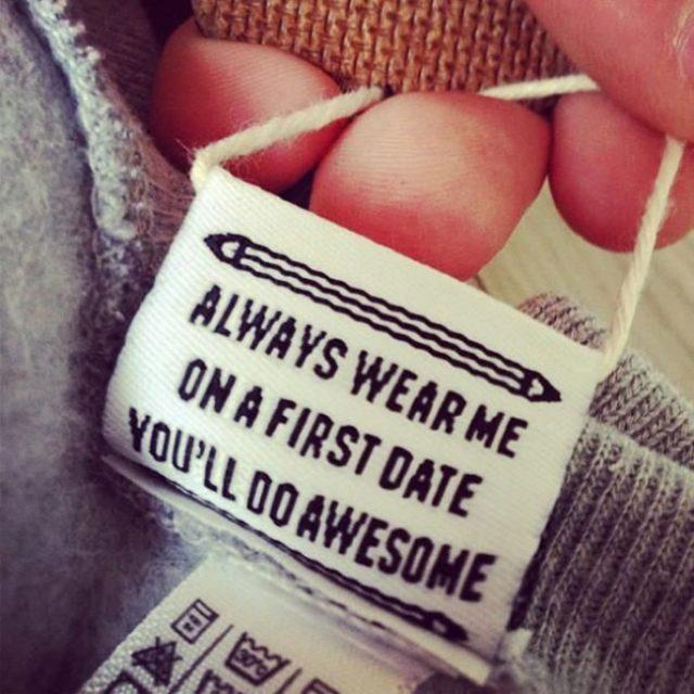 étiquettes vêtements drôles mode éthique