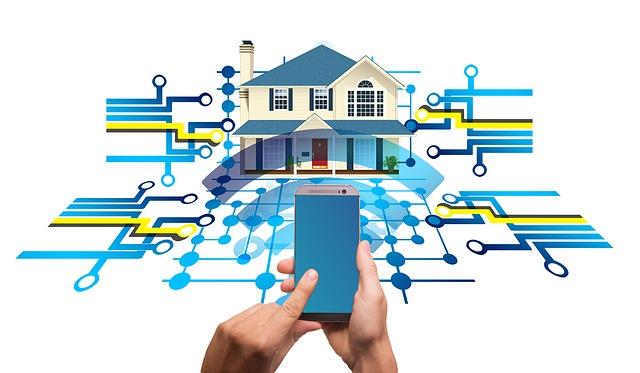 nouvelles technologies dans la maison du futur