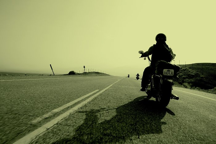 Harley Davidson route USA