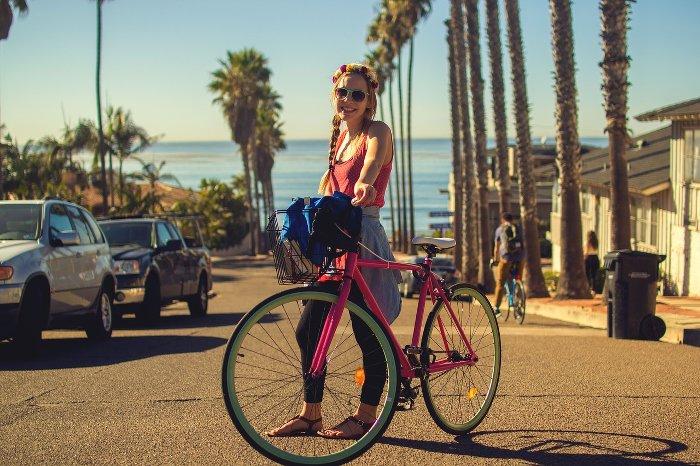 Vélo en ville
